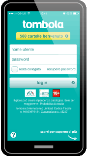 download the tombola android app